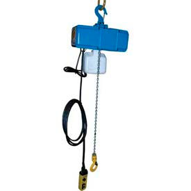 Vestil Variable Speed Electric Chain Hoists