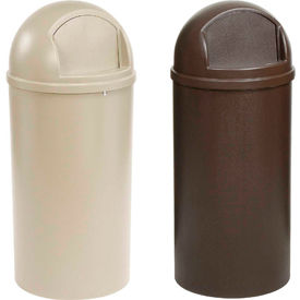 Rubbermaid® Marshal Waste Receptacles