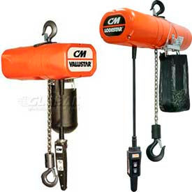 CM® Columbus McKinnon Heavy-Duty Electric Power Chain Hoists