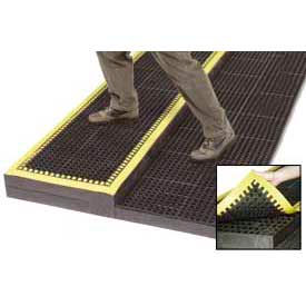 Stackable Platform Anti-Fatigue Drainage Matting