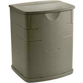 Rubbermaid Outdoor Mini Deck Box