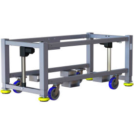 Built Systems Height Adjustable Machine Bases