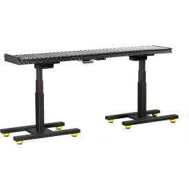 Built Systems Electric Height Adjustable Conveyors