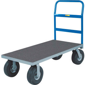 Little Giant® Steel Bound Non-Slip Vinyl Deck Platform Trucks
