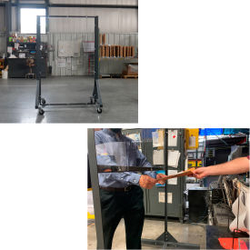WireCrafters Employee Separation Panels