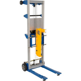 Hand Operated Water Heater Tank Lift Truck