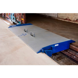 Bluff® Steel Rail Dock Board