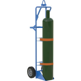 Cylinder Hand Truck with Overhead Lift