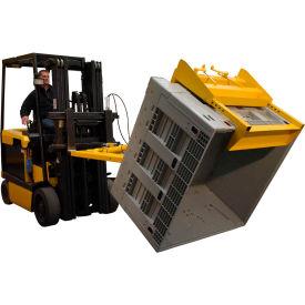 Truck Powered Crate Turner-Dumper