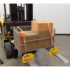 Forklift Tie-Down Clamps