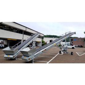 EASIKIT Modular Dirt & Aggregate Conveyors