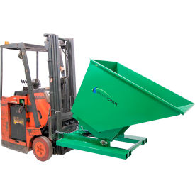 Valley Craft® Hydraulic Powered Self-Dumping Hoppers