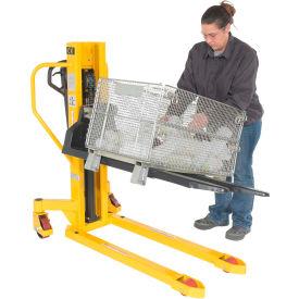 High-Lift & Tilt Pallet Jack Truck
