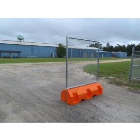 Diversified Plastics Security Fence Barricade
