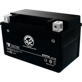 AJC® Brand Replacement ATV Batteries for Kazuma