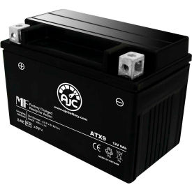 AJC® CCM Brand Replacement Motorcycle Batteries