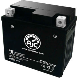 AJC® Brand Replacement Motorcycle Batteries for Honda