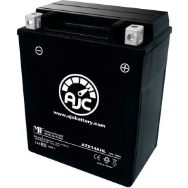 AJC® Motocross Brand Replacement Motorcycle Batteries
