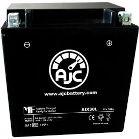 AJC® Polaris-Slingshot Brand Replacement Motorcycle Batteries