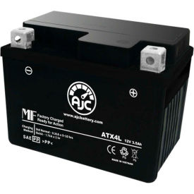 AJC® Duralast Brand Replacement Powersports Batteries