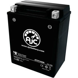 AJC® Brand Replacement Snowmobile Batteries for Polaris