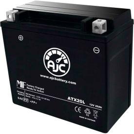 AJC® Brand Replacement UTV Batteries for Kymco