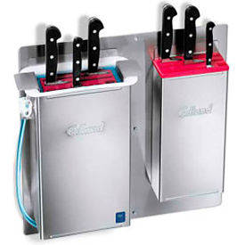 Sanitizer Rack Systems