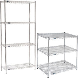 Nexel® ESD Wire Shelving