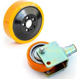 Replacement Parts for CAT Self-Propelled Electric Pallet Jack Trucks