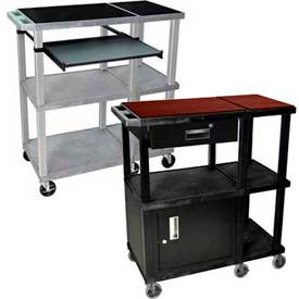 Extra-Wide Presentation Stations