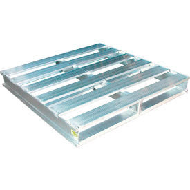 Aluminum Half Pallets