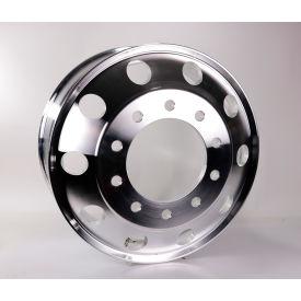 Alum Hub Piloted Wheels