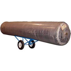 Vestil Portable Carpet Roll Dolly Carts