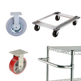 Wire Shelf Truck Accessories