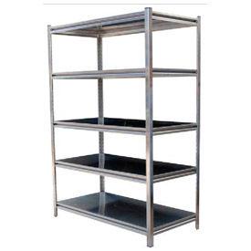 Vestil - Boltless Stainless Steel Shelving, 6' High
