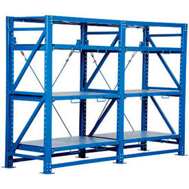 VRSOR Roll-Out Heavy Duty Shelving (1,500 lb shelf cap)