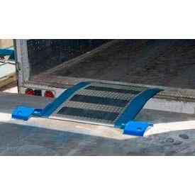 Bluff® Spring-Loaded Aluminum Dock Plates