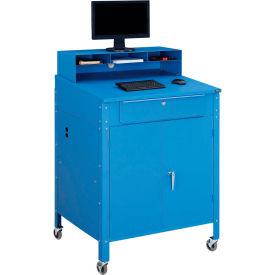Mobile Cabinet Shop Desks