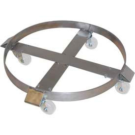 Stainless Steel Drum Dollies