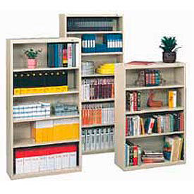 Steel - Full Height, Assembled Bookcases
