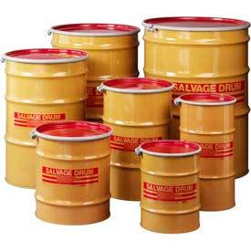 Skolnik Steel Salvage Transport Overpack Drums