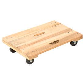 Solid Deck Hardwood Dollies