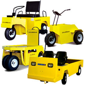 Columbia Commercial & Industrial Vehicles