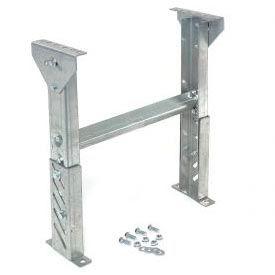 Permanent Conveyor Leg Supports for Omni Metalcraft Conveyors