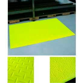 High Visibility PVC Sponge Anti-Fatigue Safety Mats