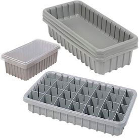 Dandux Rugged Dividable Nesting Plastic Boxes