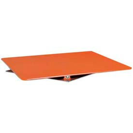 Steel Plate Pallet & Skid Turntables