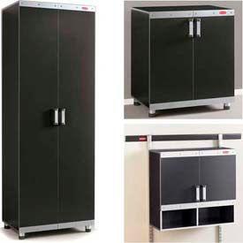 Rubbermaid FastTrack Garage Cabinets