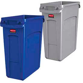 Rubbermaid® Slim Jim Recycling System