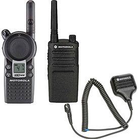 Motorola Professional Two Way Radios